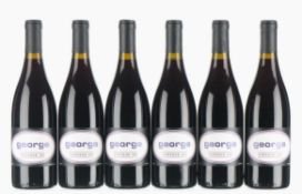 ß 2015 Pinot Noir Mixed Case , George Wine Company - (Lying in Bond)