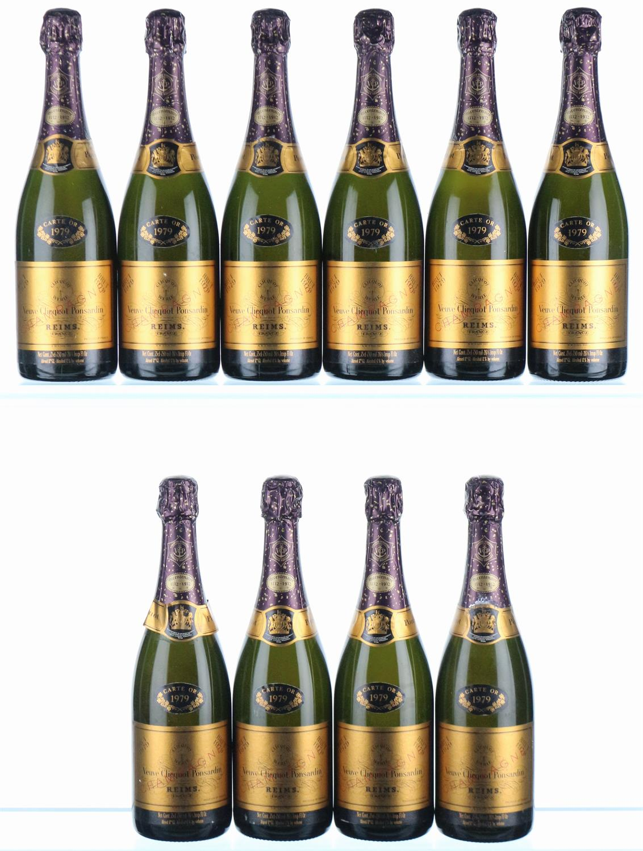 Lot 21 - 1979 Veuve Clicquot Ponsardin