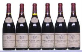 1997 Gevrey Chambertin, Clos St Jacques, Louis Jadot