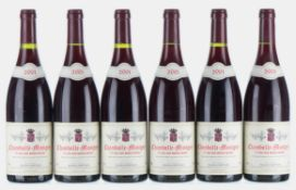 2001 Chambolle Musigny, Barthod aux Beaux Bruns