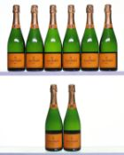 NV Veuve Clicquot, Yellow Label