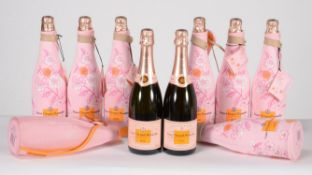 "Veuve Clicquot Rose ""Sakura Collection"""