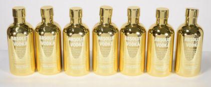"""Absolut Vodka Ltd Edition """"Bling Bling"""""""