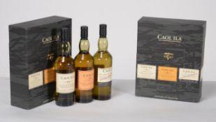 Caol Ila Collection