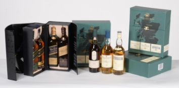 Classic Malt Collection & Johnny Walker Collection