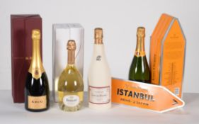 A Selection of fine Grand Marque Champagne
