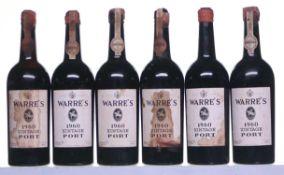 1960 Warre's