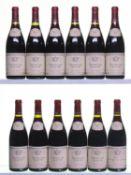 1997 Santenay Rouge, Clos de Malte, 1997 Beaune, Clos des Coucheraux