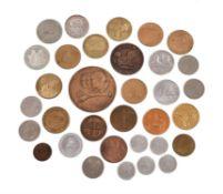 Moon Landings 1969- assorted commemorative medals