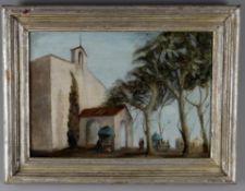 Hortense Agnes Kelly (née Runcie) (New Zealander 19th/20th Century), Antibes