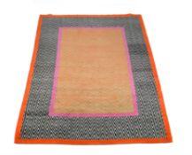Jonathan Saunders, for the Rug Company, a modern carpet
