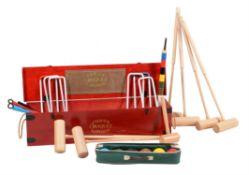 A Jacques croquet set