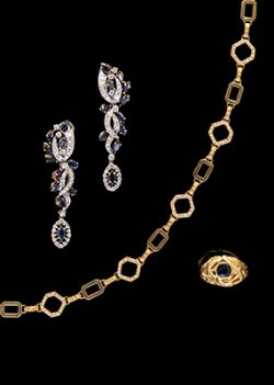 Jewellery, Silver, Watches, Objects of Vertu and Coins (Part 1)