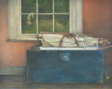 λ Andrew Hemingway (British b.1955), The Blue Box