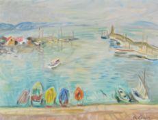 λ Charles Camoin (French 1879-1965), Port de Saint Tropez