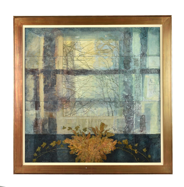 λ Victoria Crowe (Scottish b.1945), On Reflection - Image 2 of 3