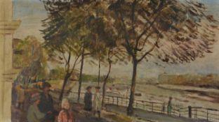 λ Carel Weight (British 1908-1997), Thames View