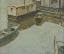 λ Edward Henry Molyneux (Irish 1894-1974), The harbour