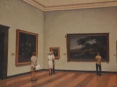 British School (fl. 1980s), Gallery Interior