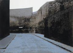 λ Gerd Winner (German b.1936) , Hermitage Wall (Dockland 3)
