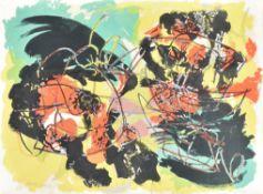 λ Karel Appel (Dutch 1921-2006), Composition