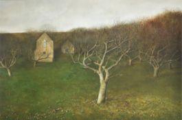 λ Andrew Hemingway (British b. 1955)The Orchard