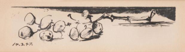 λ Pablo Picasso (Spanish 1881-1973), La Grappe de Raisin