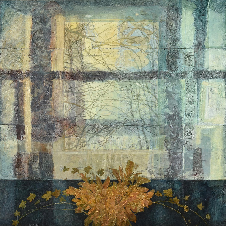 λ Victoria Crowe (Scottish b.1945), On Reflection