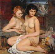λ Vladimir Stribrny (Czech 1905-1970), Two nudes