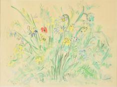 λ After Raoul Dufy (French 1877-1953) , Les Herbes Fleuries