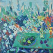 λ Roger Marcel Limouse (French 1894-1990), Jardin du Cap Martin