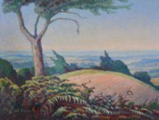 λ Walter Steggles (British 1908-1997) , From Pilsdon Pen