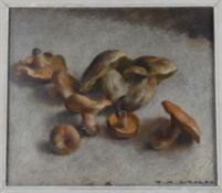 λ Giorgio Matteo Aicardi (Italian 1891-1984), Funghi No.3