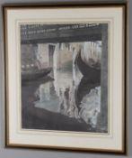 λ H S (Spencer) (British 20th century), Venice