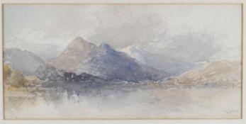 T J Soper (1836-1890), Snowdon
