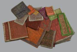 A good group of Persian Textiles