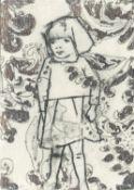 Deborah Cruden, Silver Flowers, 2020
