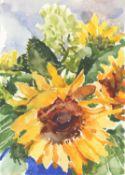 Susanna Coffey, EST. Sunflowers #1, 2020