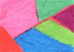 Saul Deceus, Colors Clashing, 2020