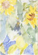 Susanna Coffey, EST. Sunflowers III, 2020