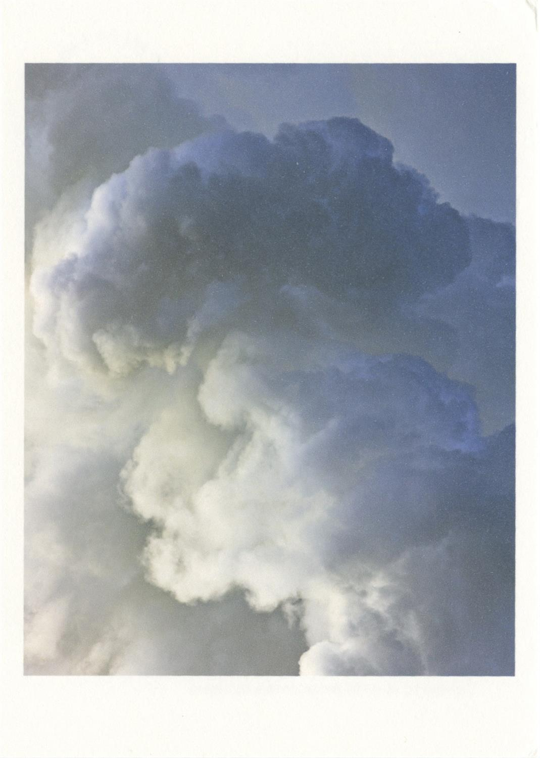 Andreas Gefeller, 046, from Clouds, 2020
