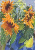 Susanna Coffey, EST. Sunflowers IV, 2020