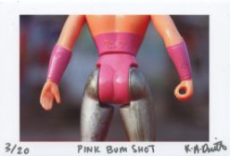 Kelly-Anne Davitt, Bum Shot Mini, 2020