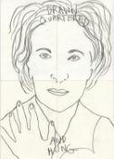 Anne Bean, Drawn, Quartered & Hung, 2020
