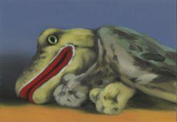 Peter Jones, The Alligator, 2020