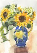 Susanna Coffey, EST. Sunflowers II, 2020