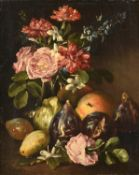 Abraham Brueghel (Flemish 1625-1690), Still life with flowers