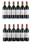Mixed Case of Chateau Lynch Bages, Pauillac