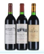 Mixed Case of Red Bordeaux