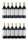 2001 Rioja Reserva, Contino
